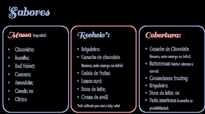Cardápio Sabores - Nov.2015